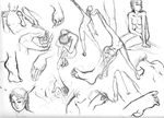 Figure Drawings by Qt75Rx1