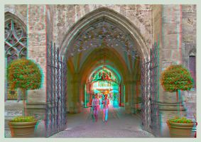 Neues Rathaus Of Munich :: HDR 3D :: by zour