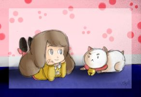 Bee and Puppycat by Jeremy-Mendoza