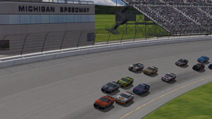 Michigan Speedway by Jonny683