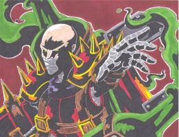 Singed! by Soberbia-Roy