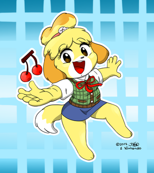 Isabelle by joaoppereiraus