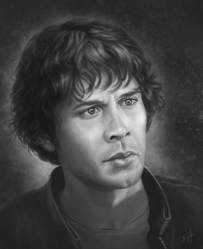 Bellamy Blake by Alkima