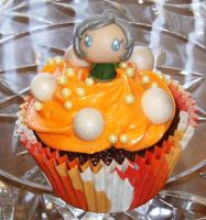 Grendelle Cupcake by LaPetitLapearl