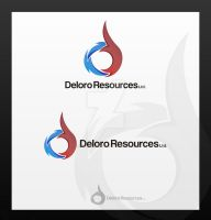 Deloro Resources Logo by overminded-creation