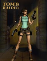 Tomb Raider Classics by crimsomnia