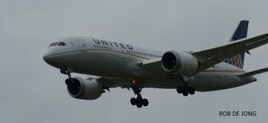 United airplane by robdejong1