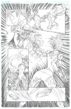 Witchblade 134 Page 14 by Patrick-Hennings