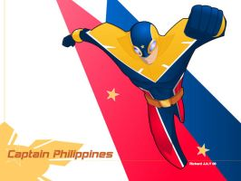 Captain Philippines by the-tracer