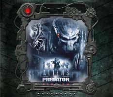 predator template: AVP requiem by graphomet