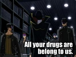 All your drugs by Esprit-Hikari