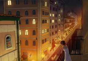 -C- Bring back the city by Kyendo