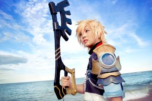 BBS: Ventus' Destiny by christie-cosplay