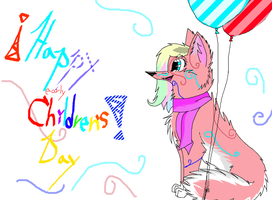 Happy early Childrensday by 4ellyK