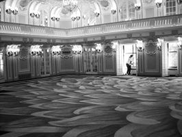 Ballroom by fille-d-amoureux