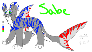 Sabe Ref by Darkblaze3