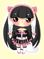 Lolita Adopt AUCTION!! {CLOSED} by Abis-Adoptables