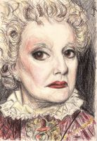 Madame Morrible by DryEyez