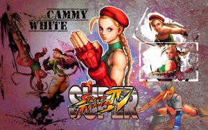 Cammy wallpaper by Ishily