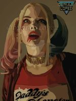 Harley Quinn--Sucide Squad 3 by derianl
