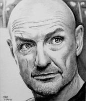 Terry O'Quinn - Photo by Rick-Kills-Pencils