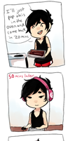 Cooking by pianorei
