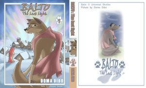 Balto cover comic by DoMaDiBo