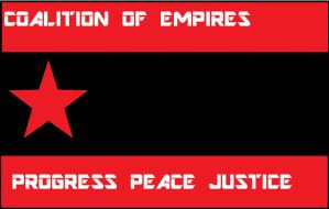 Coalition of Empires Flag by Target21