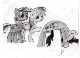 Pals Being Pals by tehAgg