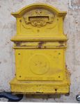 Old Postbox, Asmara by moonhare77