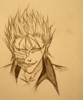I am Grimmjow Jeagerjaques by Sven70599