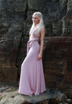Daenerys Targaryen - Stock 4 by Mirish