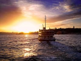 Journey To The Sun by couleur