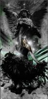 The Dark Angel by svpermchine
