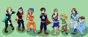 Wizard101 Spiral Cup Participants, Batch 1 by neopot39