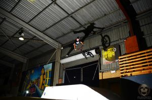 Jake Cole Tailwhip by MrVendetta666