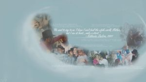Michael-Humanitarian Wallpaper by For-Always