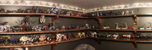 My Zoid Collection as of 1-19-15 by Ozzlander