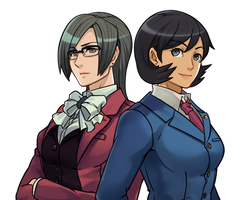 Miss Attorneys by ROSEL-D