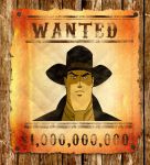 Bruce Wayne Wanted Poster by derianl