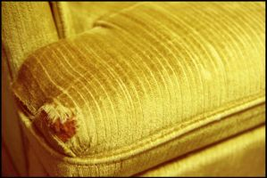 golden chair by tominabox1