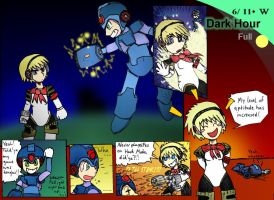 Persona 3 - Aigis VS Megaman X by MikeOnHighway61