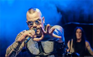 Joakim Broden, Sabaton by lizzys-photos