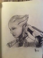 ~Liara t'soni~ by Fang-Vanille
