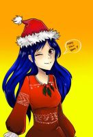 Marry Christmas And A Happy New Year by naca-sara