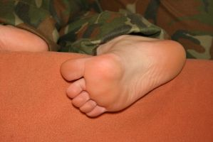 Hot Soldier 009 by foot-portrait