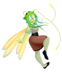 .:Maeve the Greenfly:. (More Info Added) by A-JQ