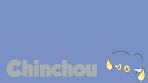Chinchou Wallpaper by juanfrbarros