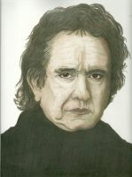 Johnny Cash In Color by donna-j