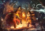 Wonderful Adventure Of Benjamin And Solomon by Gworld